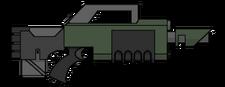Rifle láser Accatran