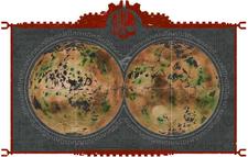 Planeta marte terraformacion m35
