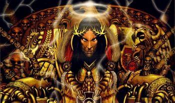 Emperador Trono Dorado Warhammer Mankind 40k Wikihammer.jpg