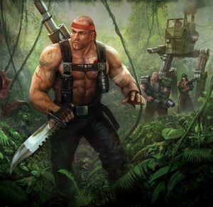 Soldados de catachan en la jungla.jpg