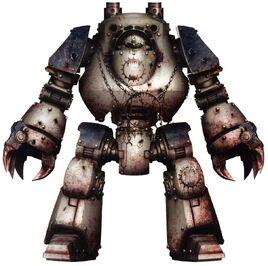 Styvath el Berserker Dreadnought Contemptor Devoradores de Mundos.jpg