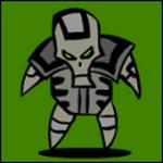 Avatar Caricatura Líder Necrón