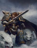 Freki y Geri Warhammer40K