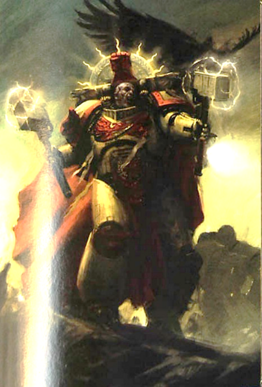 Vladimir Pugh Señor del Capítulo Puños Imperiales Warhammer 40k Wikihammer