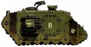 Land Raider Prometheus 11