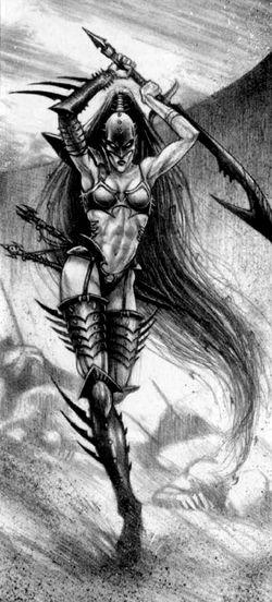 Lelith Hesperax Eldars Oscuros 3ª Edición ilustración.jpg
