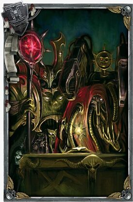 Mechanicum oscuro aliados wikihammer