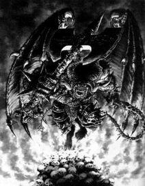 Caos principe demonios