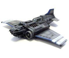GI thunderbolt heavy fighter