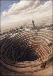 Mundo minero excavación