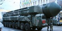 Nuclear weapons and Eurasia