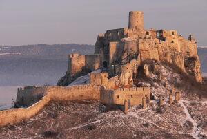 Vinklì Castle