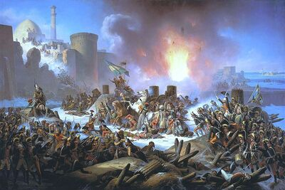 The fall of Port Hammad