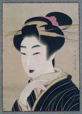 File:Brooklyn Museum - Beauty - Gion Seitoku.jpg