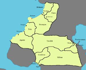 Principalities