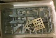 LS A119 early parts