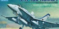 Academy 1/72 Boeing F/A-18C Hornet