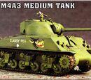 Trumpeter 1/72 M4 Sherman