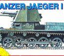 ESCI/ERTL 1/72 8372 Panzer Jaeger I