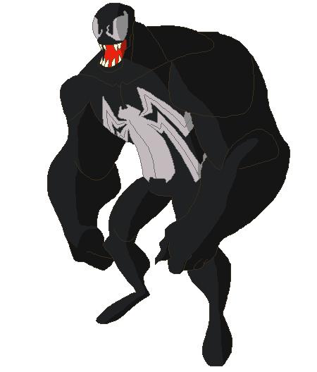 Ultimate Black Cat Muscle