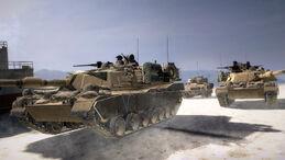 Nemean Lion Armed Forces