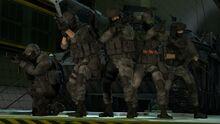 GSAF Infantry