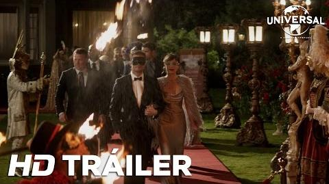 Cincuenta Sombras Más Oscuras Tráiler 2 (Universal Pictures) HD