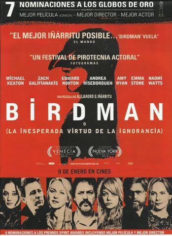 Archivo:Birdman.jpg