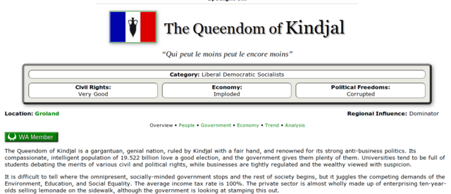 Archivo:NationStates The Queendom of Kindjal-115141.png