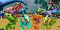 Dinotren