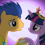 Thumb Flash Sentry - Twilight Sparkle