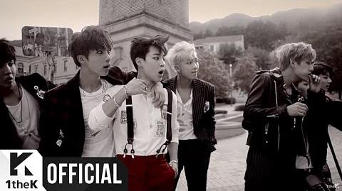 MV BTS(방탄소년단) War of Hormone(호르몬 전쟁)-3