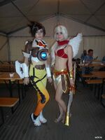 Gamescom 2016 - Cosplay 3