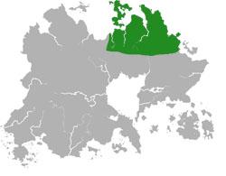 Northeast Darvasi