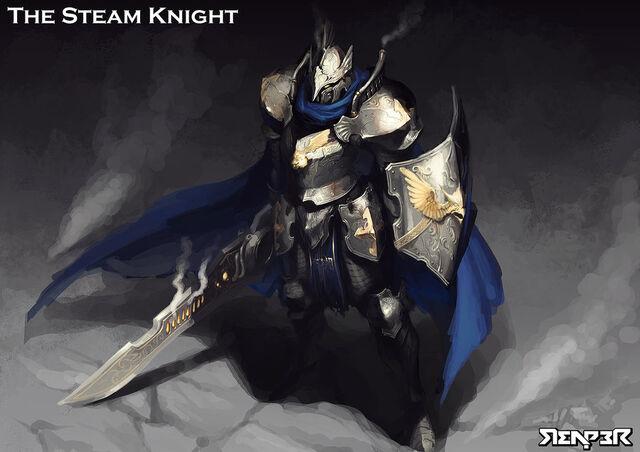File:The steam knight by reaper78-d3ahm0x.jpg