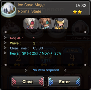 Ice Cave Mage 2