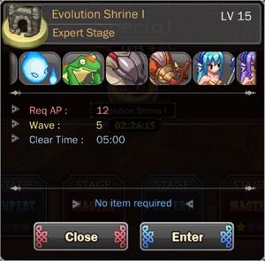 Evolution Shrine I 3