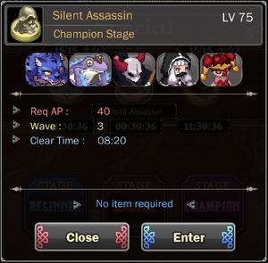 Silent Assassin 3