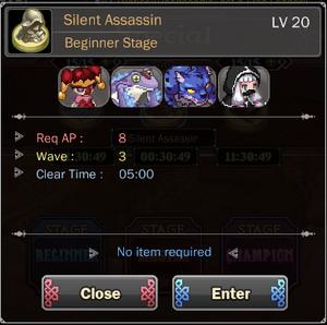 Silent Assassin 1