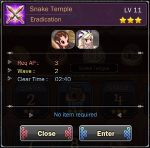 Snake Temple 3