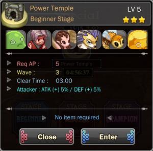 Power Temple 1