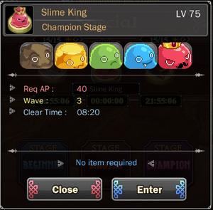 Slime King 3