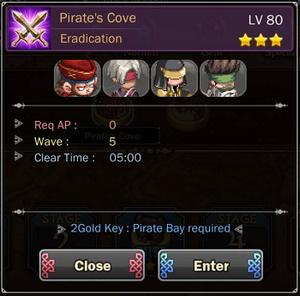 Pirate's Cove (Hard) 1