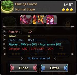 Blazing Forest 7