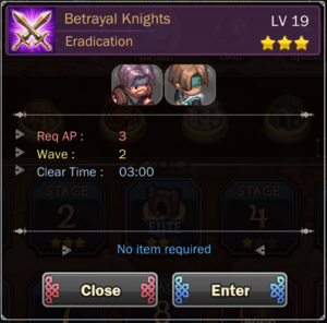 Betrayal Knights 6