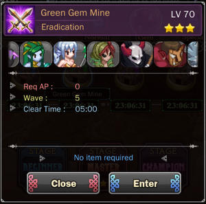 Green Gem Mine 3