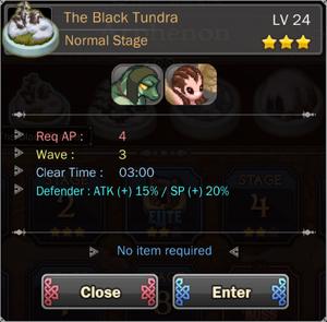 The Black Tundra 2