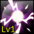 Violet Shock Icon