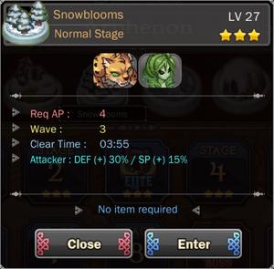 Snowblooms 2