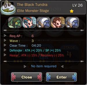 The Black Tundra 6